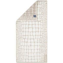 Joop!  ręcznik gala croco stein, 50 x 100 cm