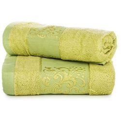 Jahu Komplet ręczników bambus Ankara zielony
