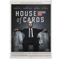 House of cards. sezon 1 (4xdvd) (dvd) - david fincher, beau willimon marki Imperial cinepix