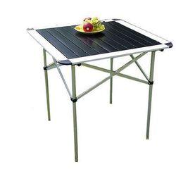 Aluminiowy stół ogrodowy składany Garth