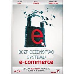 Bezpieczeństwo systemu e-commerce, pozycja wydana w roku: 2012