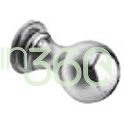 retro wieszak chrom 12463607 marki Tres