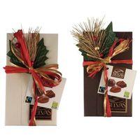 Belvas (czekoladki) Belgijskie czekoladki na prezent mix bezglutenowe fair trade bio 200 g - belvas (542500788