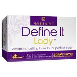 Olimp Define It Lady 60tab z kategorii Redukcja tkanki tłuszczowej