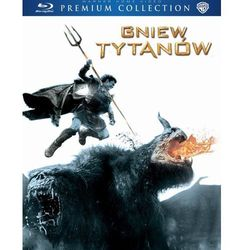 Galapagos films Gniew tytanów (bd) premium collection (wrath of the titans (bd) premium collection)