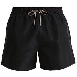 Paul Smith Accessories CLASSIC Szorty kąpielowe black, materiał poliester, czarny