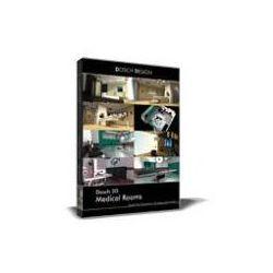 Dosch 3D: Medical Rooms z kategorii Programy graficzne i CAD
