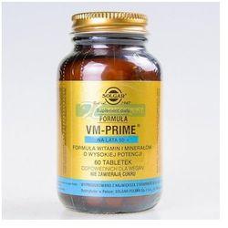 SOLGAR Formuła VM-Prime na lata 50+, 60 tabletek, postać leku: tabletki