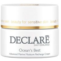 Declare Declaré hydro balance ocean's best advanced marine moisture recharge cream krem nawilżający z m