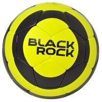Axer sport Piłka nożna  black rock zielono-czarny (rozmiar 5)