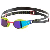 Okulary pływackie  fastskin3 elite mirror fioletowo/zielony marki Speedo