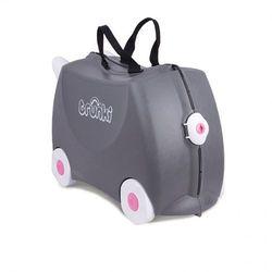 Walizka TRUNKI Kotek Benny jeżdżąca z kategorii walizeczki