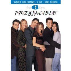 Przyjaciele (Sezon 6, Edycja Jubileuszowa) - produkt z kategorii- Seriale, telenowele, programy TV