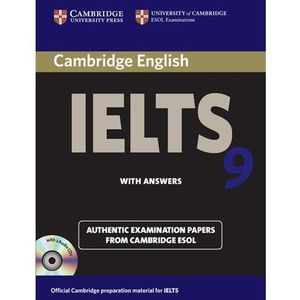 IELTS 9 with answers with 2 audio CDs (9781107645622)