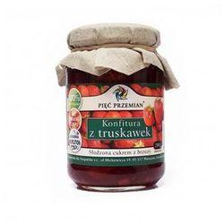 Konfitura truskawka z wanilią słodzona ksylitolem / dostawa w 12h / negocjuj cenę / dostawa w 12h, marki Pi