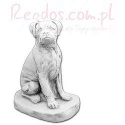 Figura betonowa Pies
