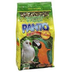 PANTO pokarm dla PAPUGI średniej z witaminami 1kg