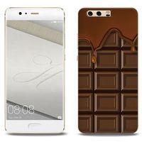 Fantastic Case - Huawei P10 Plus - etui na telefon Fantastic Case - tabliczka czekolady