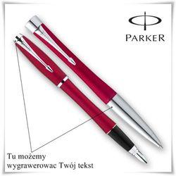 Zestaw długopis i pióro Parker Urban Fashion z opcją grawerowania dedykacji