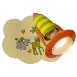 28012 - dziecięcy reflektor safari 1xe14/40w/230v wyprodukowany przez Luxera