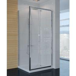 New Trendy Alta kabina prysznicowa 80x80x195, szkło czyste + active shield d-0087a/d-0078b * wysyłka gratis ! 80 x 80 (D-0087A/D-0078B)