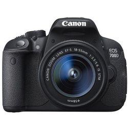 Aparat Canon EOS 700D