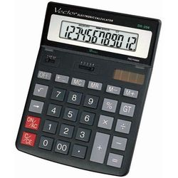 Kalkulator Vector DK-206 - ★ Rabaty ★ Porady ★ Hurt ★ Autoryzowana dystrybucja ★ Szybka dostawa ★ (5904329451947)