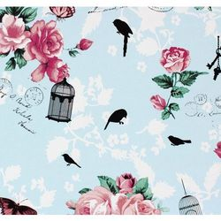 Tapeta ścienna w róże róża Zuhause Wohnen 3 2016 Marburg 54725 Bezpłatna wysyłka kurierem od 300 zł! D