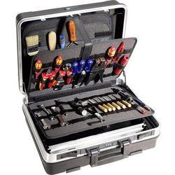 Walizka narzędziowa bez wyposażenia, uniwersalna B & W International 120.02/L (SxWxG) 495 x 415 x 195 mm, 120.02/L