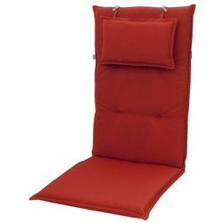 Doppler poduszka na fotel Premium czerwona (9003034131376)