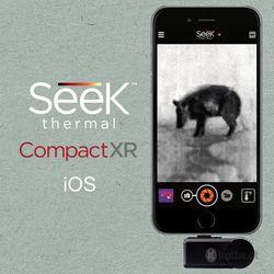 Kamera termowizyjna SeeK Thermal CompactXR iOS - produkt z kategorii- Noktowizory
