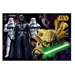 Podkład oklejany dwustronny Star Wars od InBook.pl