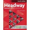 Headway 4E NEW Elementary WB (iChecker) OXFORD - Liz Soars (9780194770538)