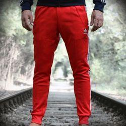Spodnie adidas Superstar Cuffed