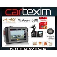 Mio MiVue 688 GPS