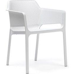 Nardi Krzesło ogrodowe net bianco