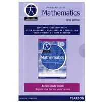 Pearson Baccalaureate Standard Level Mathematics Ebook Only Edition for the IB Diploma, książka z ISBN: 9780