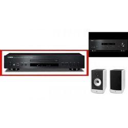 a-s201 + cd-s300 + boston acoustics a23 w - zobacz nasze 5 tys zestawów marki Yamaha