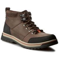 Trekkingi CLARKS - Ripway Top Gtx 261193427 Brown Leather, towar z kategorii: Trekking i Nordic walking