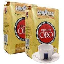 ZESTAW - Kawa Lavazza Qualita Oro 2x1kg + Filiżanka Lavazza, kup u jednego z partnerów