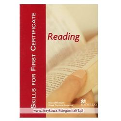 Skills for First Certificate Reading (Macmillan)