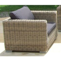 Miloo :: florence fotel ogrodowy z podłokietnikami - florence- fotel   do wyboru