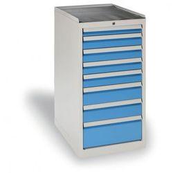 Szafa warsztatowa z szufladami, 8 szuflad marki B2b partner