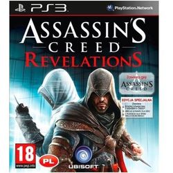 Gra Assassin's Creed Revelations z kategorii: gry PS3