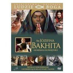 Praca zbiorowa Św. józefina bakhita +  dvd