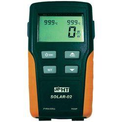 Rejestrator danych pomiarowych  solar-02 1006720 kalibracja fabryczna marki Ht instruments