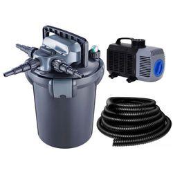 Zestaw filtracji ciśnieniowej LUX ECO do 13000l