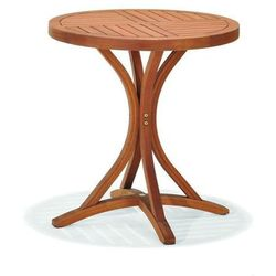 Stół okrągły caracas 70 cm marki Scancom