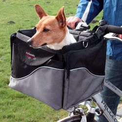 torba front box na rower od producenta Trixie