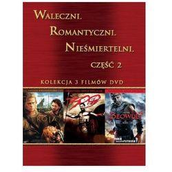 Pakiet Waleczny 2 (300, Beowulf, Troja) (6 DVD) - różni reżyserzy